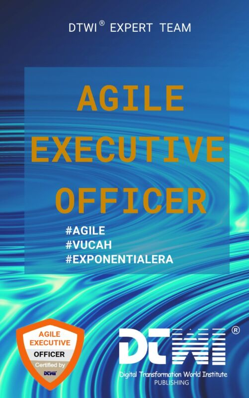 agile officer book english