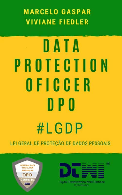 data protection officer book portuguese