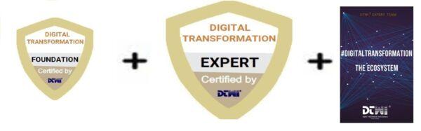 Digital Transformation expert pack EN