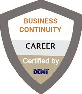 business continuity career